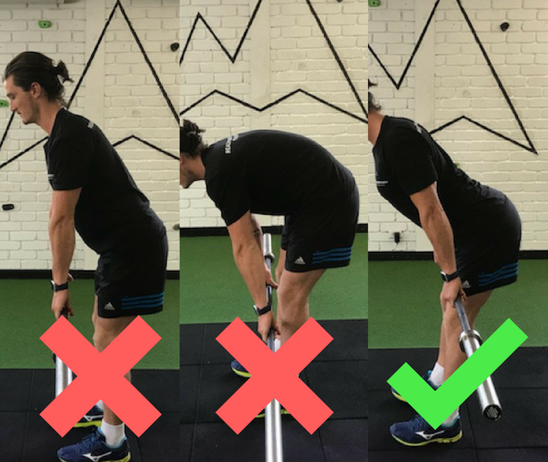 4 Reasons Why You Are Getting Back Pain When Doing Romanian Deadlifts (RDL's)